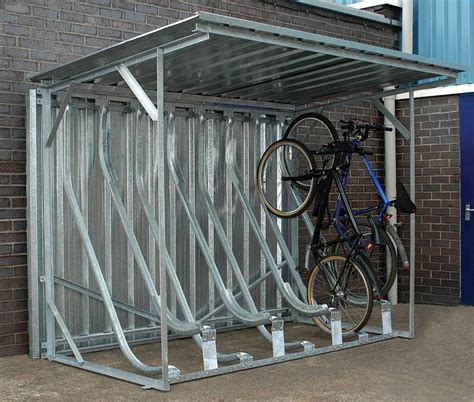 bicycle storage shed g europe