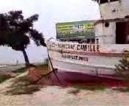 boat store gulfport ms gulfport s ss hurricane camille post katrina youtube