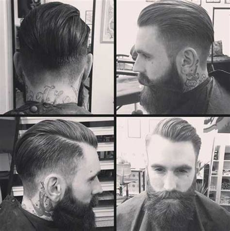 rockabilly rear view of men s haircuts 15 rockabilly hair men mens hairstyles 2018