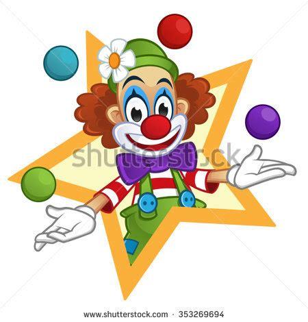 imagenes gratis en shutterstock juggling clown stock vector 353269694 shutterstock
