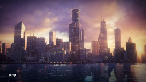 image chicago landscape viewed from diana s chicago mansion png hitman wiki fandom