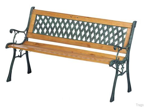 iron and wood garden bench how to paint iron patio benches outdoor bench