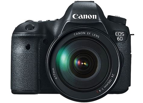 Wifi Dslr Canon canon unveils eos 6d dslr frame sensor and wifi for