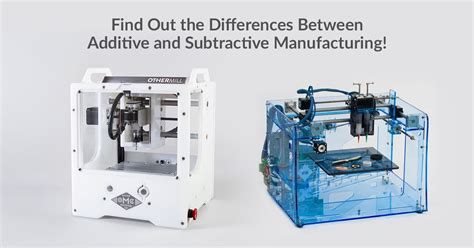 Find By Where They Work Cnc Milling And 3d Printing Find Out How They Work Together