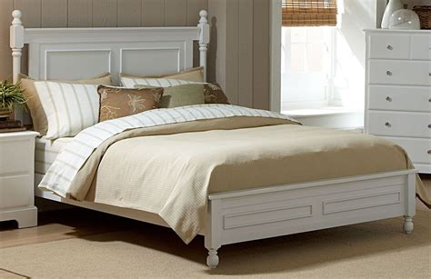 White California King Bed Morelle White Cal King Panel Bed From Homelegance 1356kw 1ck Coleman Furniture