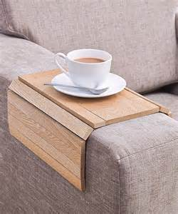 s s wooden armchair tray