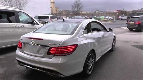 E Class Blutec by Mercedes E Class Coupe E350 Bluetec Coupe U56327