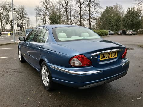 used x type jaguars for sale used 2002 jaguar x type v6 for sale in essex pistonheads