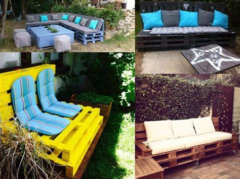 casa y ideas ideas para la decoraci 243 n de jardines con palets
