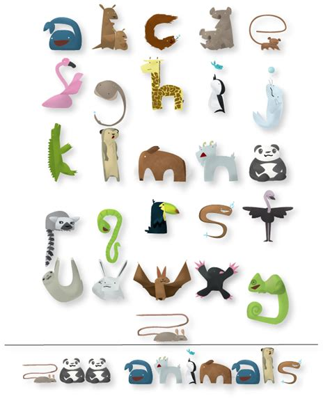 typography zoo zoo animals typography by overcast117 on deviantart