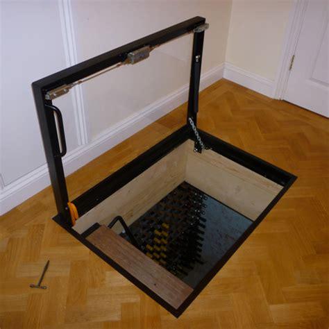 Basement Access Door by Cellar Access Clear View Door