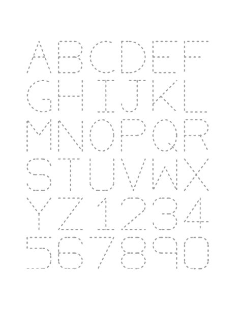 traceable alphabet templates printable traceable alphabet letters activity shelter
