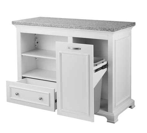 kitchen island trash kitchen island with trash storage kitchen island with