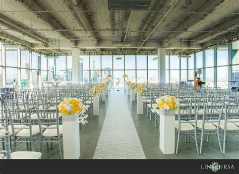 At&t Center Los Angeles Wedding   Bryan & Jennifer