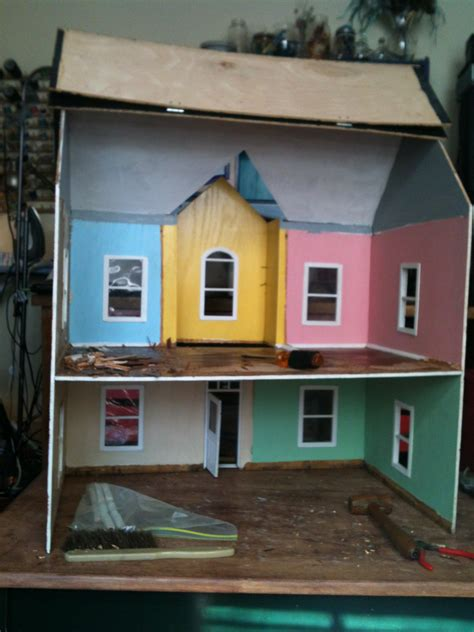 doll house hobby hobby lobby doll house 28 images painted dollhouse kit i like the pink yellow and