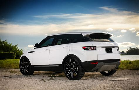 customized land rover customized land rover evoque exclusive motoring miami