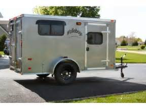 Awning For Horse Trailer Converted Cargo Trailer Campers Classifieds
