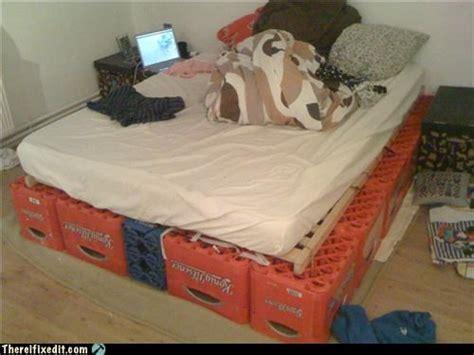 modular bed frame storage unit randomoverload