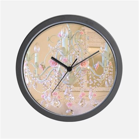 shabby chic clocks shabby chic wall clocks large