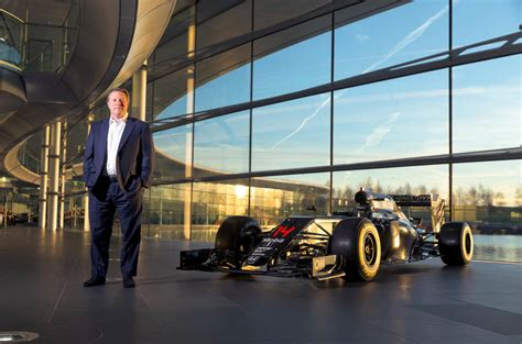 mclaren ceo mclaren f1 ceo zak brown year will be a