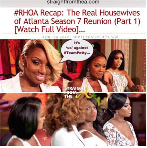 rhoa recap the reunion vulture rhoa reunion
