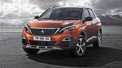 the new peugeot the new peugeot 3008 is really quite bold top gear