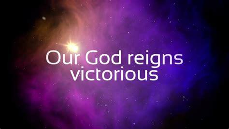 our god reigns yancy super church