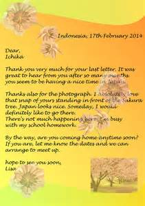Contoh Personal Letter Introduction Bahasa Inggris Baby Boo