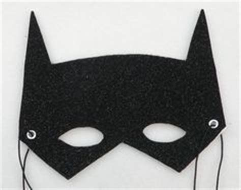 How To Make Batman Mask Out Of Paper - batwoman mask printable