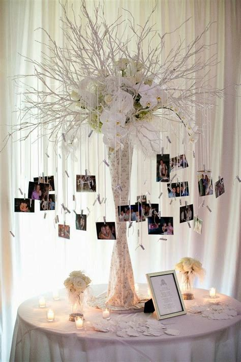 Wedding Picture Ideas by 7 Centros De Mesa Para Bodas Con Fotos De Los Novios