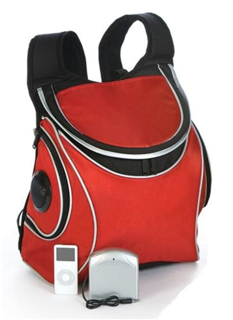 Find To Backpack With Backpacks With Speakers Find A Cool Ipod Backpack With Speakers Seasonal Guide