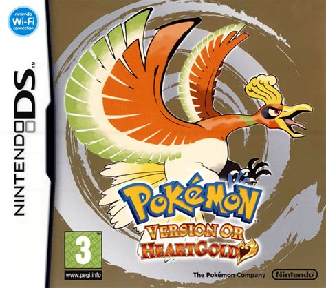 emuparadise nds pokemon version or heartgold f rom