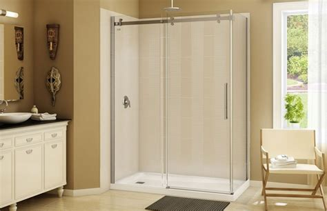 maax bathtub doors maax halo 60 quot corner shower door www maax com maax