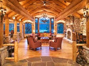 log home interiors images log home pictures timber frame photos