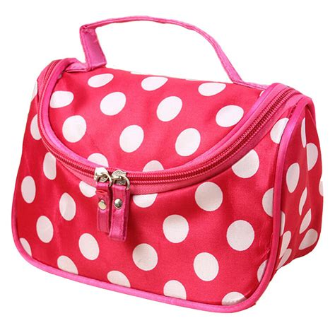 Tas Pouch Kosmetik tas kosmetik travel pouch model dot