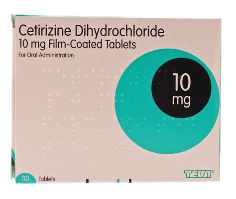 Obat Cetirizine 10 Mg cetirizine pictures