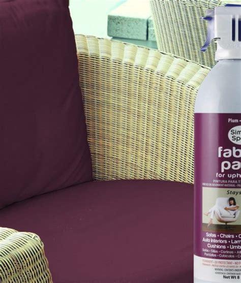 Fabric Spray Dye Upholstery by Plum Fabric Dye Spray Paint Easy Effective