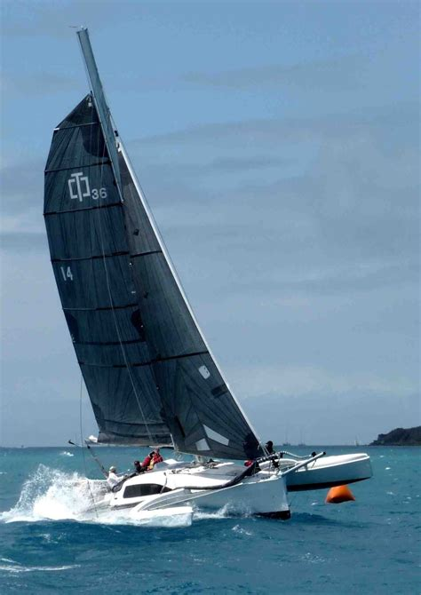 yachtworld trimaran for sale 2006 corsair 36 trimaran sail boat for sale www