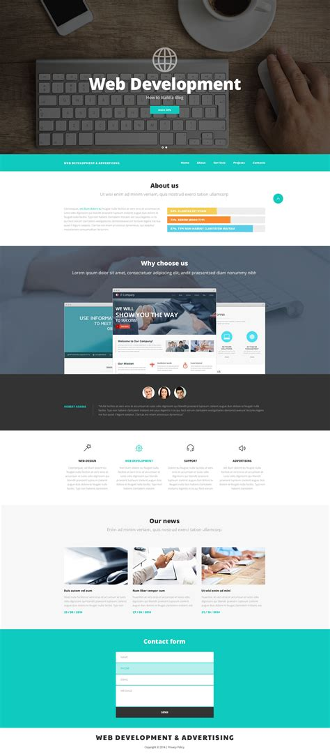 Web Development Psd Template Email Templates For Web Designers And Developers