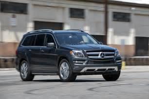 2015 Mercedes Gl 2015 Mercedes Gl450 4matic Front Three Quarter In