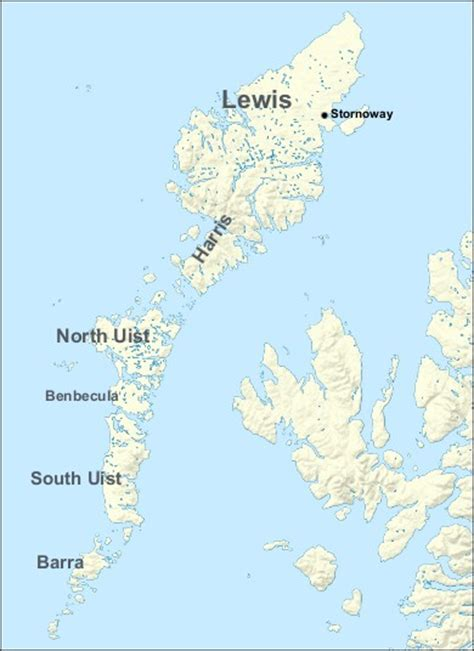 the hebrides by the outer hebrides western isles walkhighlands