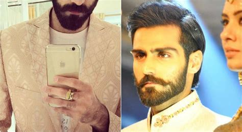 indian actor with beard facial hair don t care which pakistani celebs are