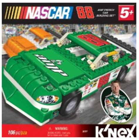Nascar Giveaway - giveaway k nex nascar 88 amp energy car building set couponing 101