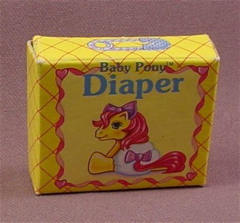 Mainan My Pony Light Up Yellow my pony g1 baby pony in yellow box hasbro