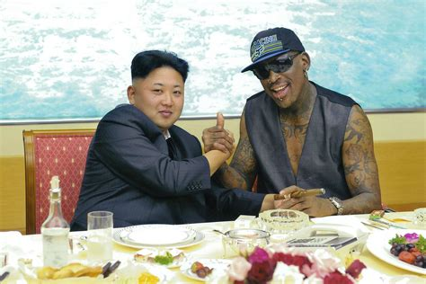 Trump House Tour by Watch Dennis Rodman Defends North Korea Diplomacy In New