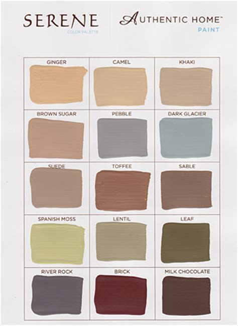 what colors match with gray authentic home color paint 183 more info