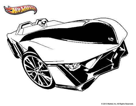 Dibujo de Hot Wheels Yur So Fast para Colorear   Dibujos.net