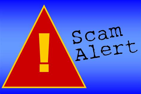 Search Scam New Scam Alert Vocations