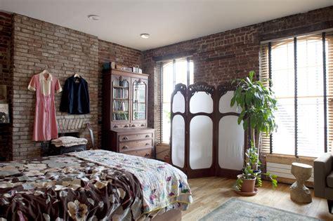 bedroom screens brick walls 18 bedroom ideas lonny