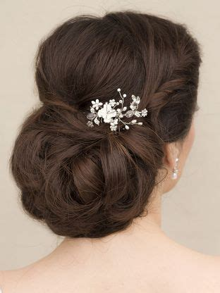Wedding Hairstyles For Small by Wedding Hairstyle For Hair Small Porcelain Ceramic
